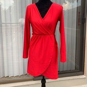 Gianni Bini Red Mini Dress NWOT
